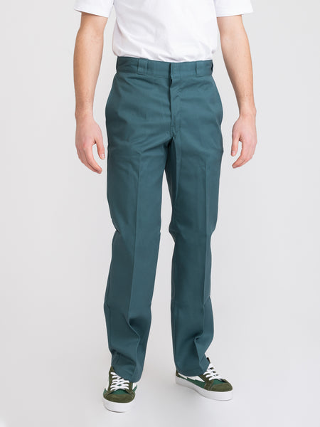 Original 874 work pant lincoln green