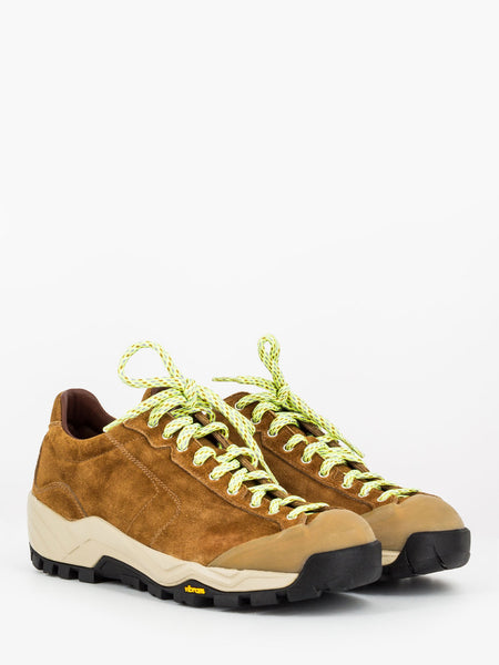 Scarpe trekking Movida suede marrone