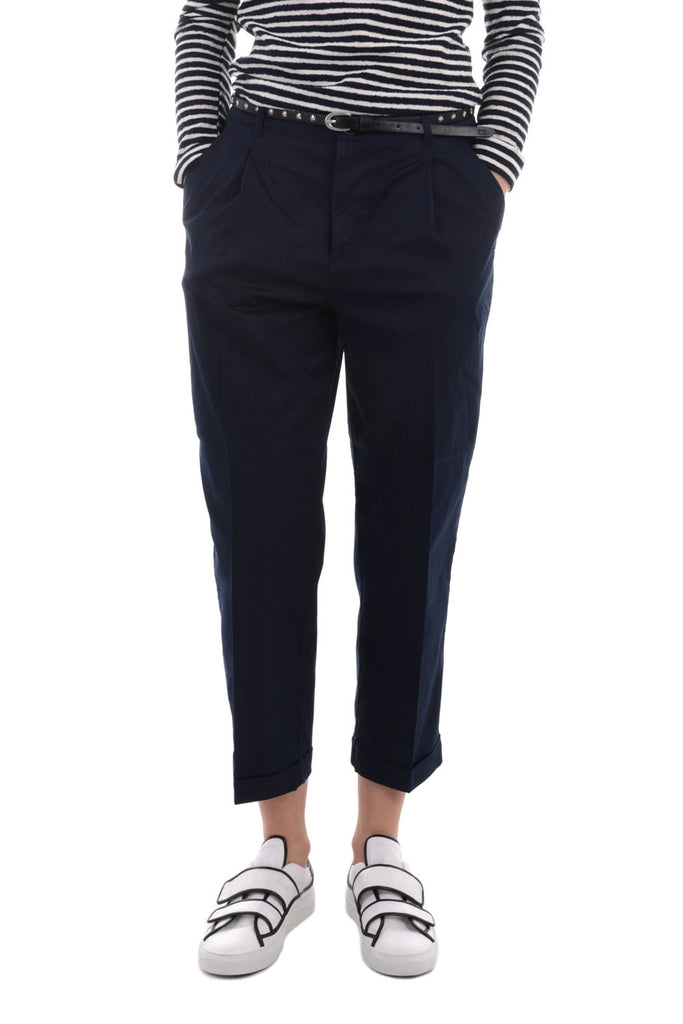 MAISON SCOTCH - PANTALONI BLU