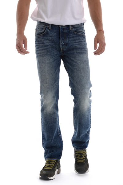 LEVI'S - 501 DENIM MEDIO SCURO