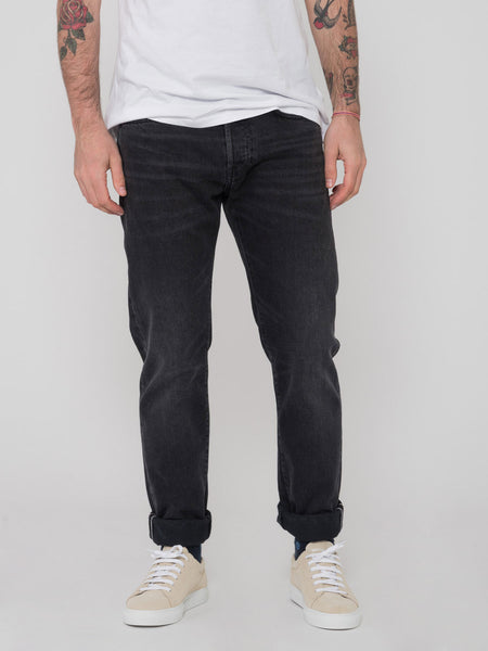 Ed 80 slim tapered nero vintage
