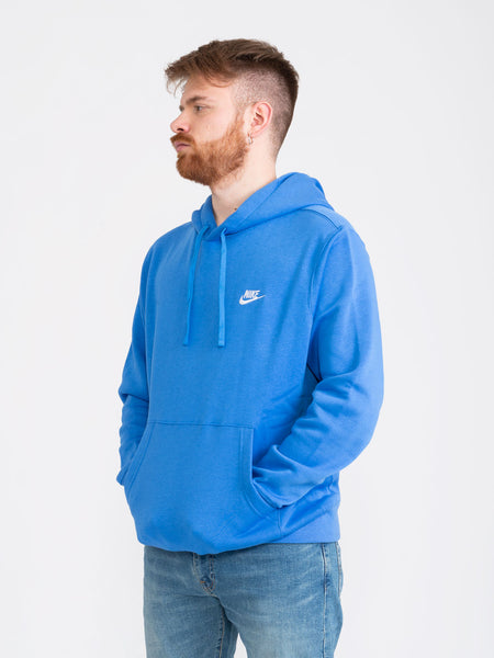 Felpa Sportsweare Club Fleece pacific blue