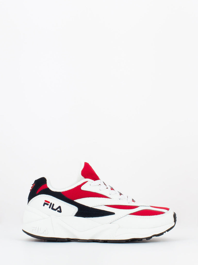 FILA - V94M low bianco / fila navy / fila red