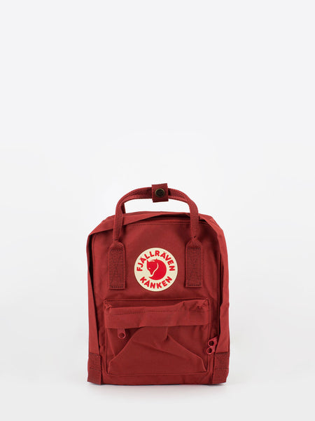 Zainetto mini Kanken deep red