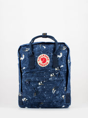 FJALLRAVEN - Zaino kanken art blue fable