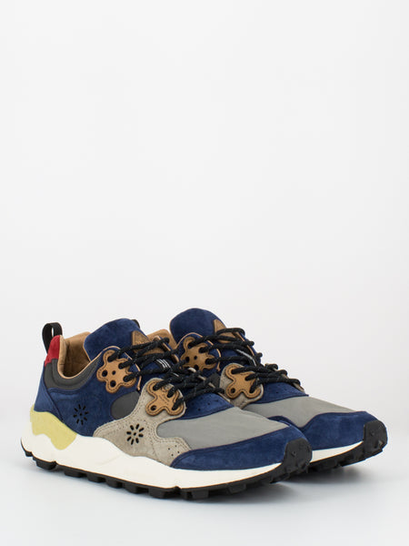 Sneakers Yamano 2 navy / grey