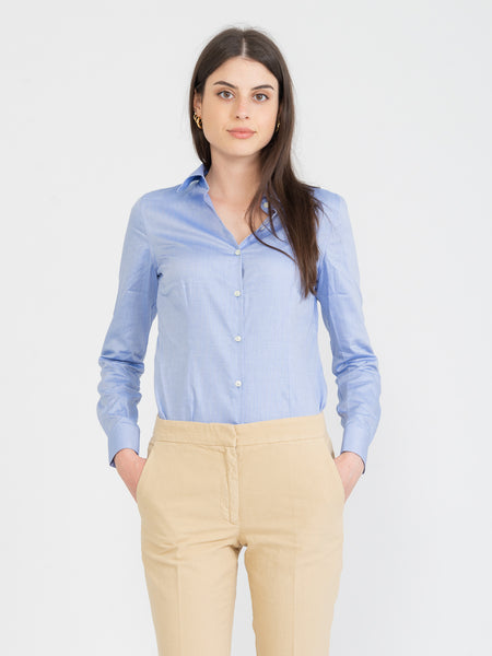Camicia Mary oxford azzurra