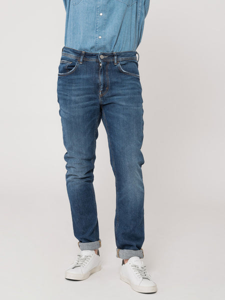 Cleveland comfort abby denim medio scuro