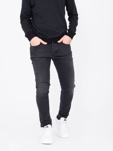 Cleveland crop comfort kelly denim nero