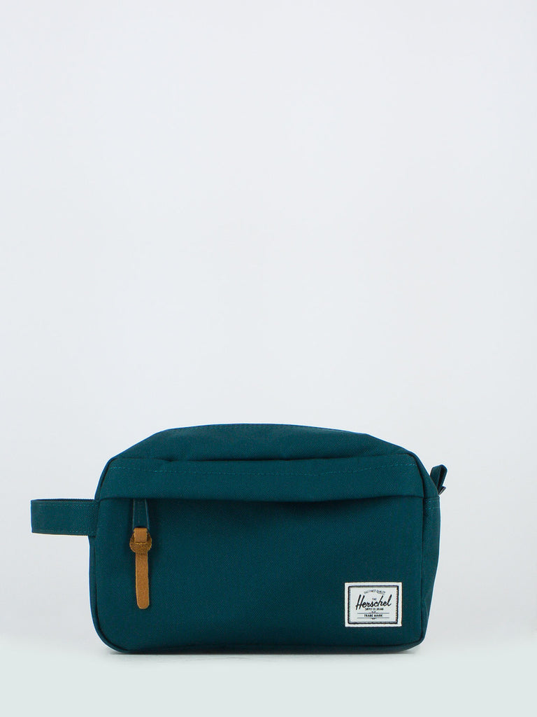 HERSCHEL - Astuccio chapter deep teal