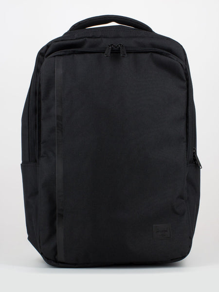 Zaino travel nero 30l