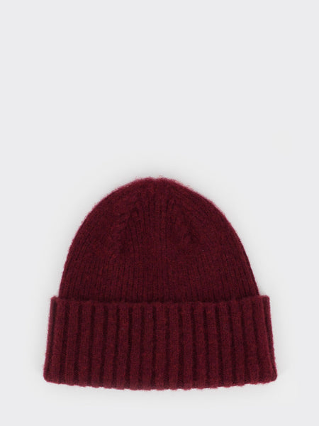 Berretto beanie King Jammy vino