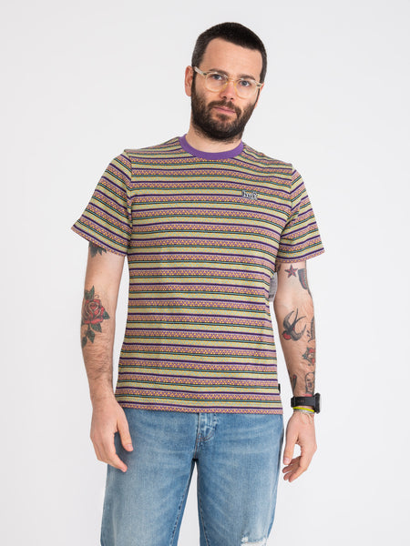 T-shirt Allen ethnic multicolor