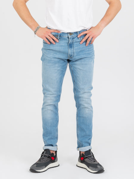 Jeans Luke denim medio chiaro