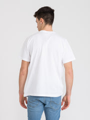 LEVI'S - T-shirt Relaxed Graphic Tee bianco / multicolor