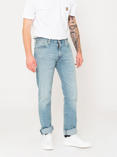 511 slim denim fennel subtle L34