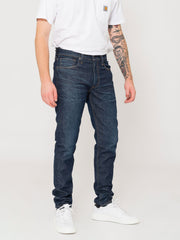LEVI'S MADE AND CRAFTED - 512 slim taper denim scuro