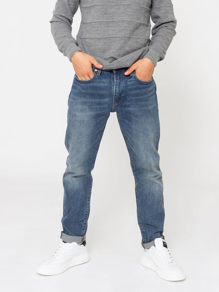 Hi-ball roll denim medio game point