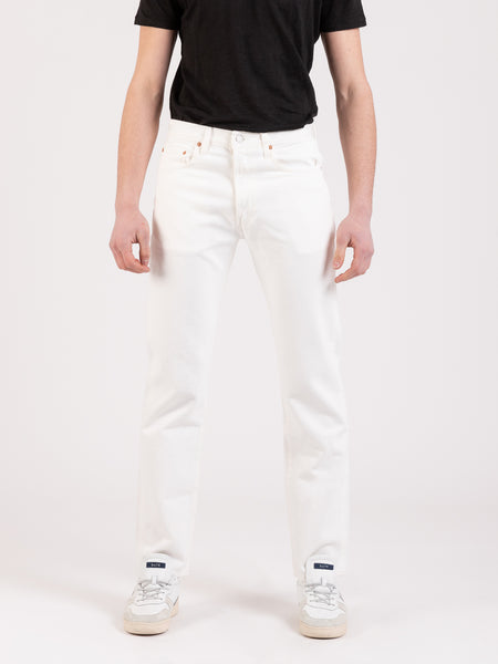 Jeans 501 1984 original denim white