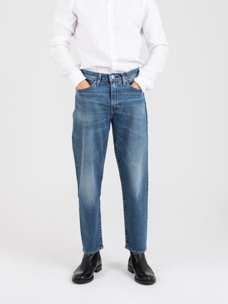 LEVI'S MADE AND CRAFTED - Jeans draft taper denim medio