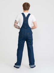 LEVI'S VINTAGE - Salopette O Tab Bib And Brace denim scuro
