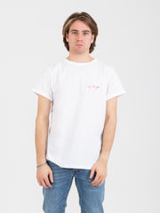 MAISON LABICHE - T-shirt Up To You bianca