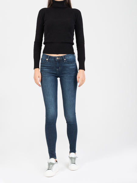 Jeans Kate denim scuro