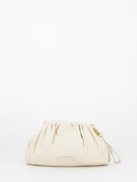 Borsa Antonia latte in pelle