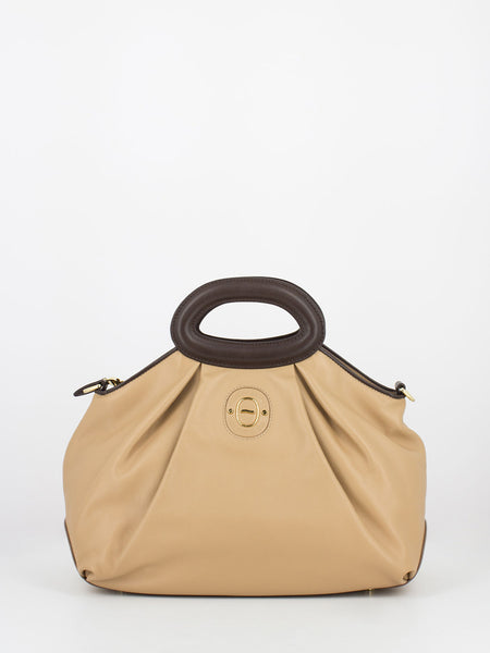 Borsa Charade Caracas beige medium
