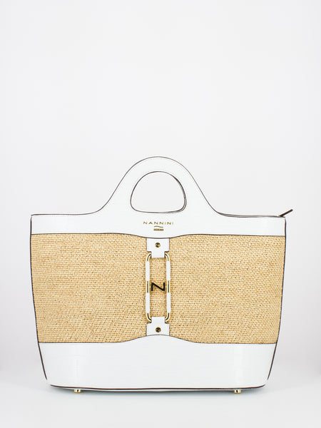 Shopper Karif off white
