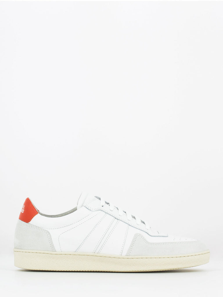 NATIONAL STANDARD - Sneakers bianco / arancio