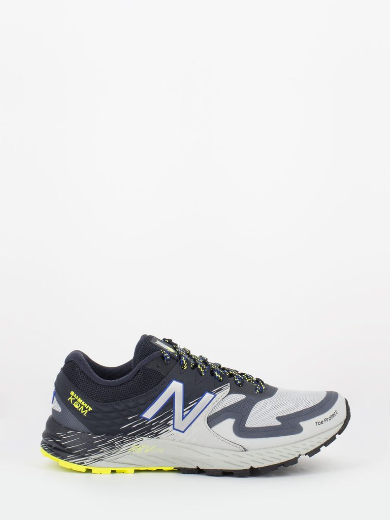 NEW BALANCE - Sneakers Summit K.O.M. grigio / blu