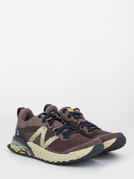 Sneakers Fresh Foam Hierro v6 black fig / timberwolf