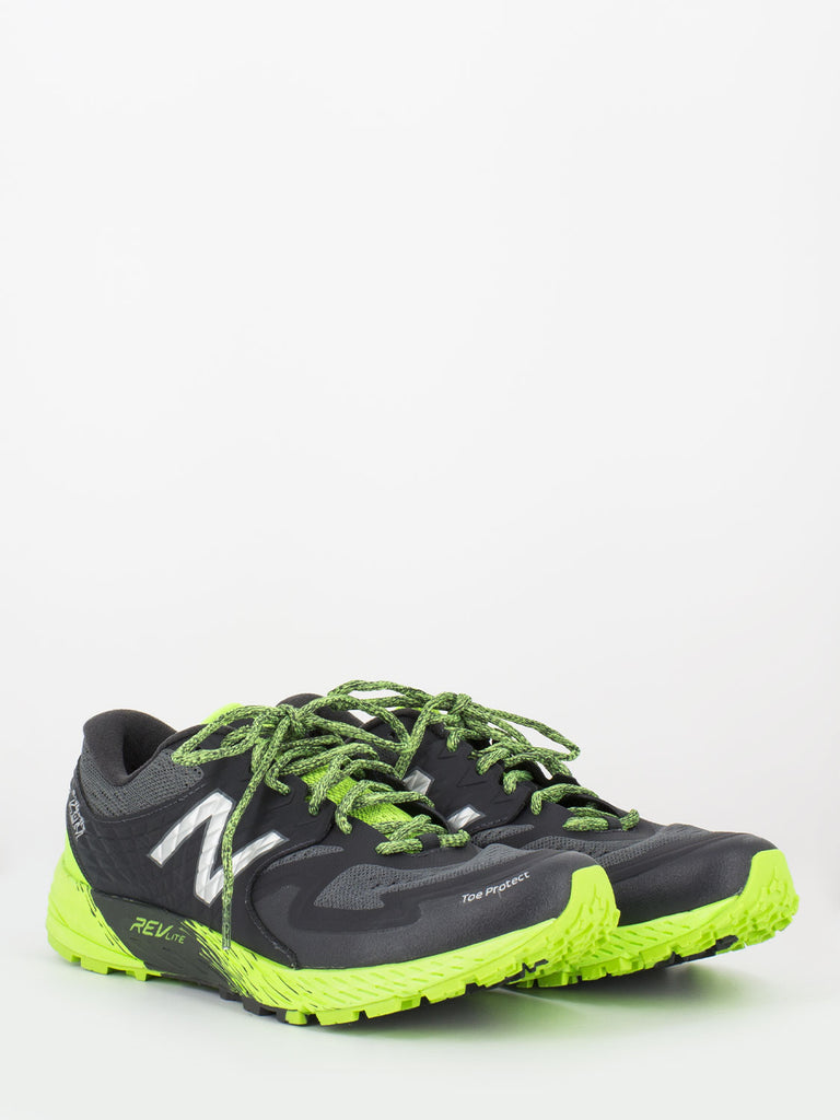 NEW BALANCE - Sneakers Summit K.O.M. antracite / verde