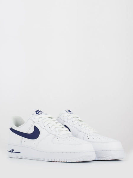 Air force 1 '07 bianco / blu