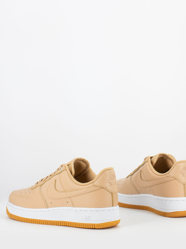 NIKE - Air Force 1 Premium bio beige