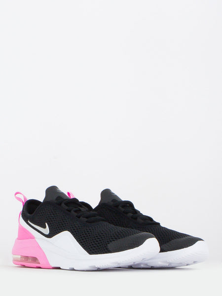 Air max motion 2 nero / fuxia / bianco