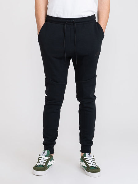 Jogger tech fleece neri