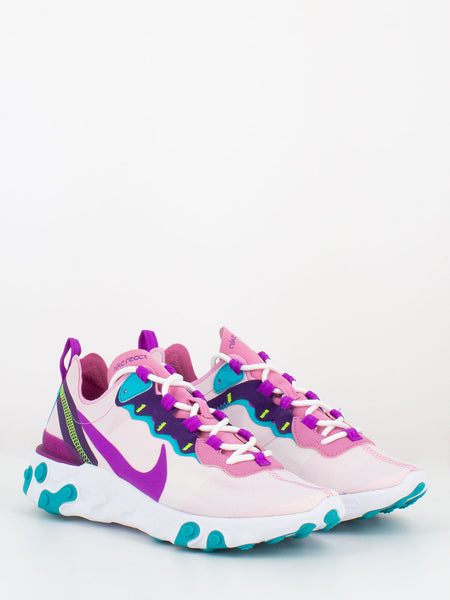 React element 55 magic flamingo / vivid purple