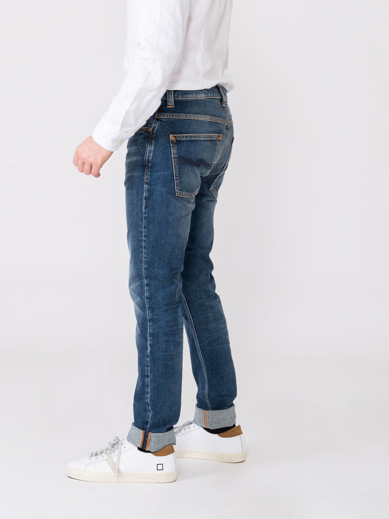 NUDIE JEANS - Grim Tim true navy