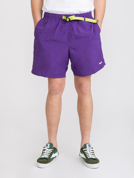 Bermuda easy relaxed trek hero purple