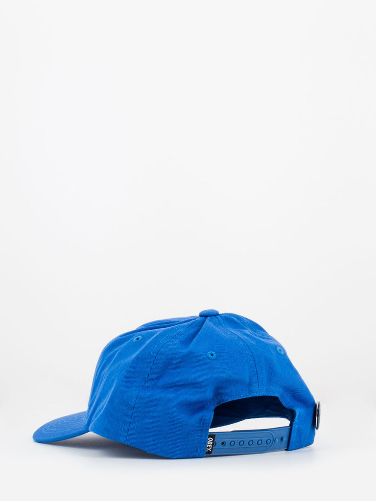 OBEY - Cappello Cutty celeste