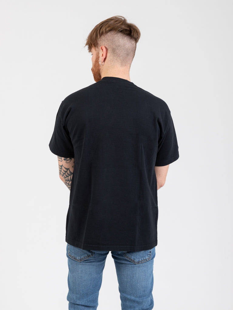 OBEY - T-shirt Novel Obey 3 off black