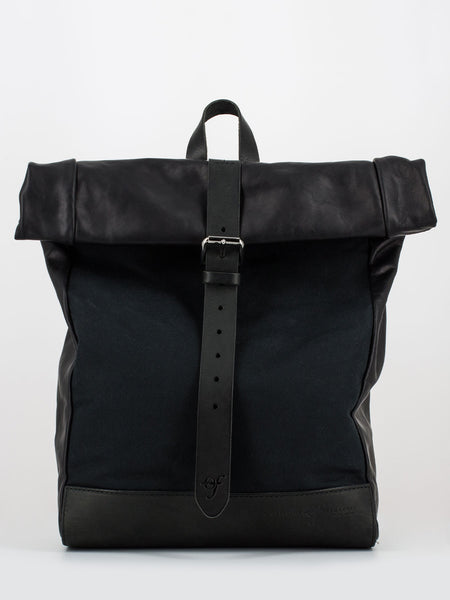 Zaino urban medium nero