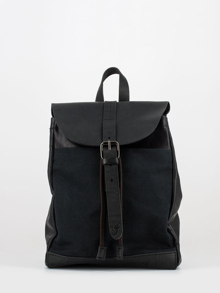 Zaino urban small nero