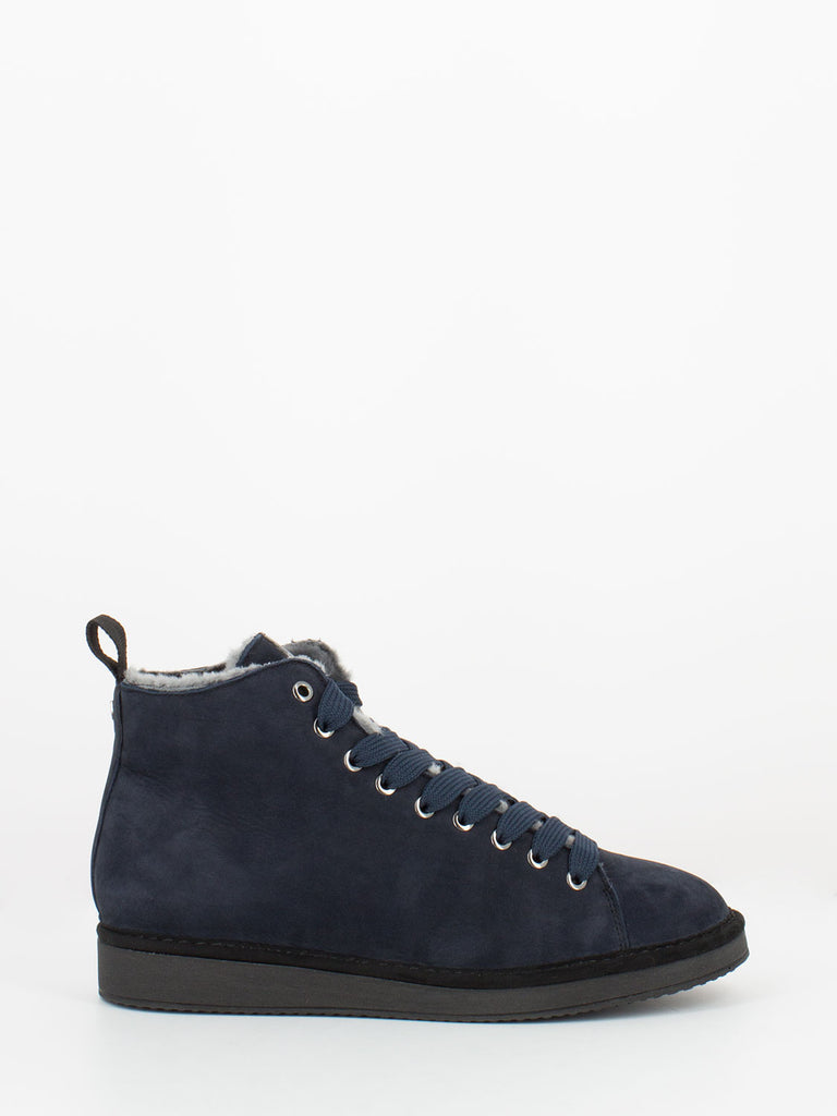 PANCHIC - P01 Mid Cut in suede lining shearling universe