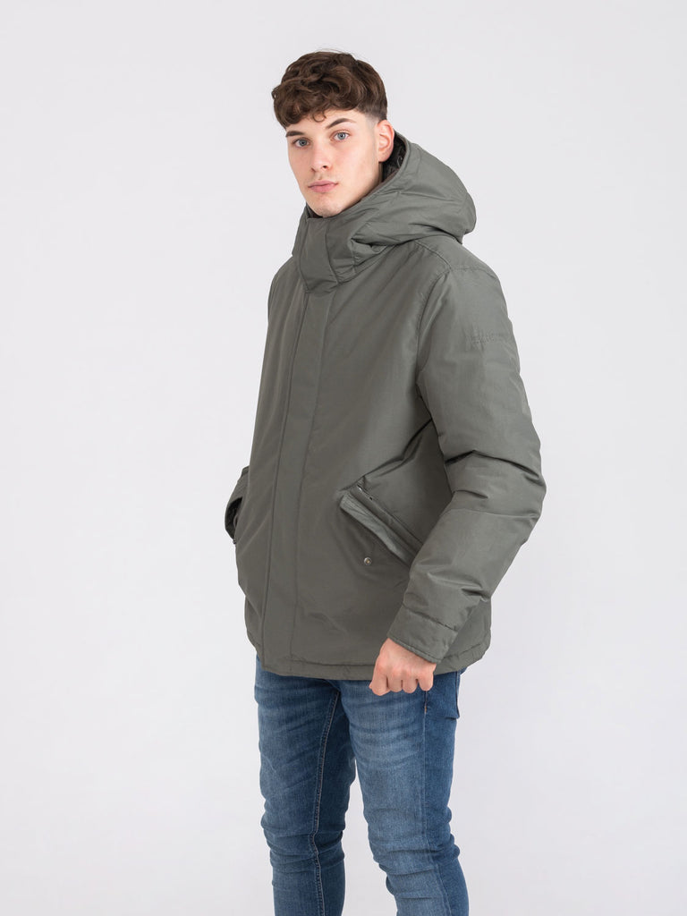 PENN RICH - Short parka army