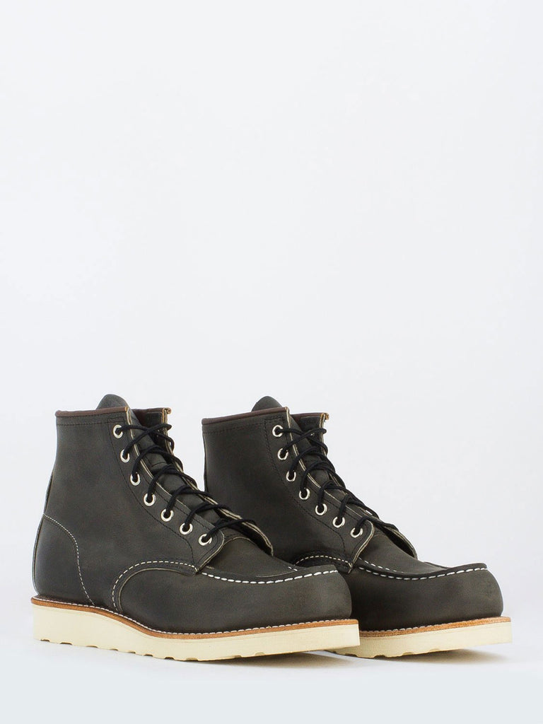RED WING - 6-inch Classic moc antracite