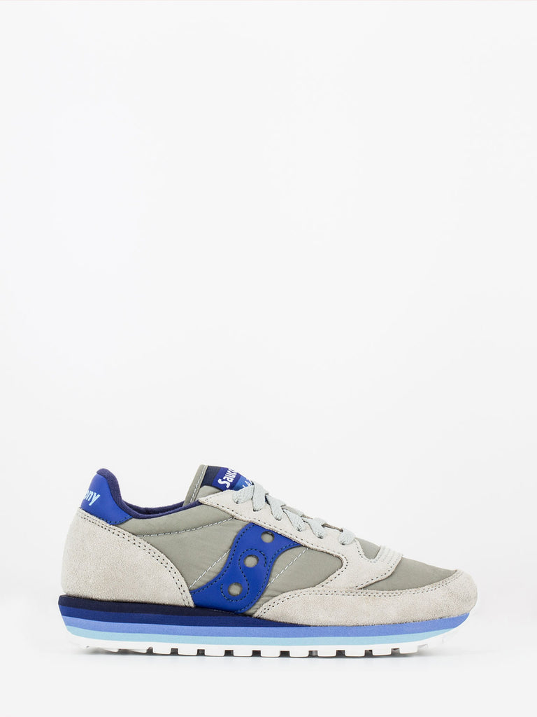SAUCONY - Jazz original rainbow grigio / bluette