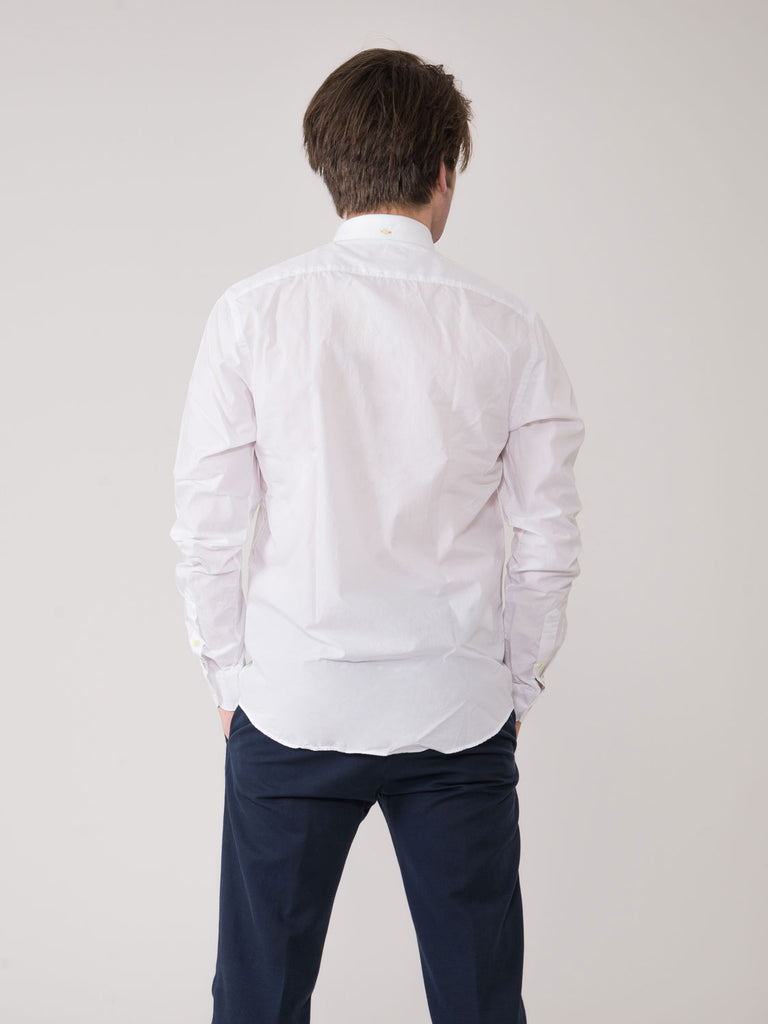 SCOTCH & SODA - Camicia basic bianca